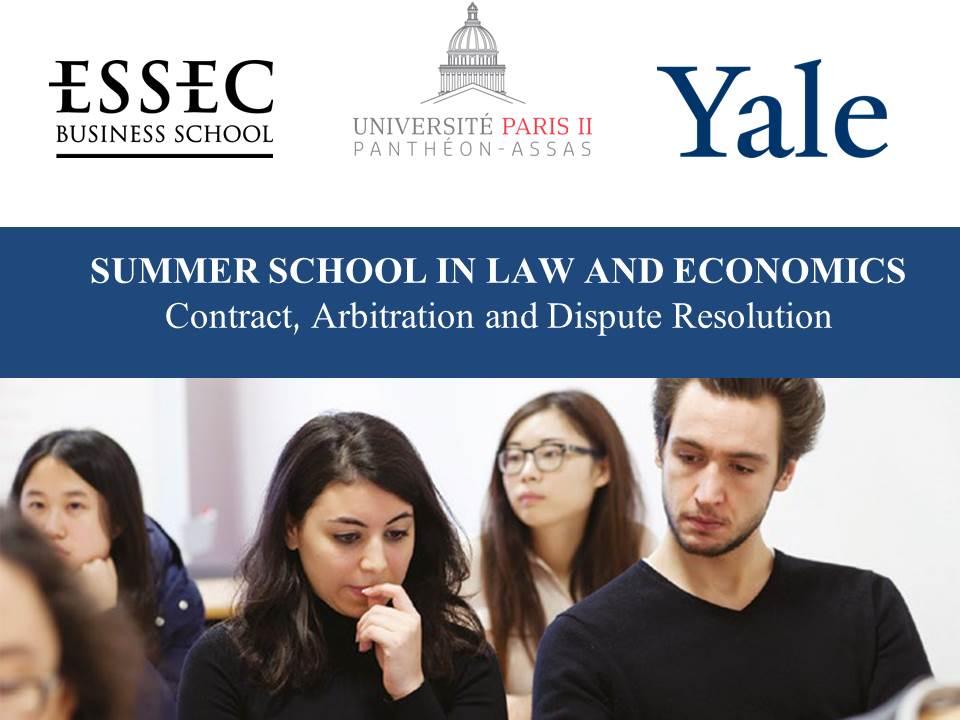 Summer School in Law and Economics