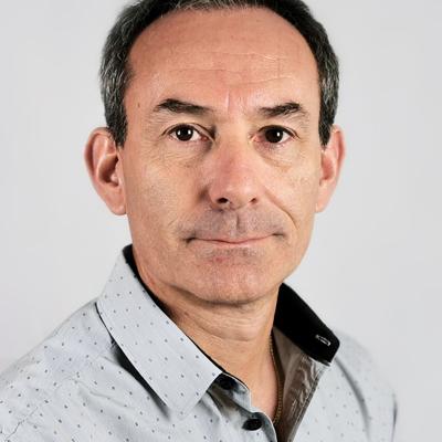 Portrait de Patrick Arnoud