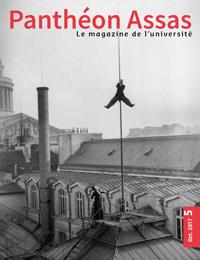Couverture du magazine Panthéon Assas n°5