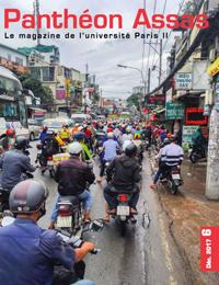 Couverture du magazine Panthéon Assas n°6