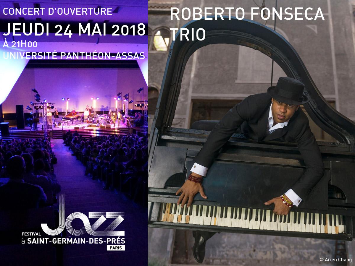 Visuel du concert Jazz du 24 mai 2018 à Assas