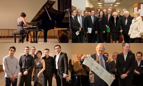 concours international des Grands amateurs de Piano