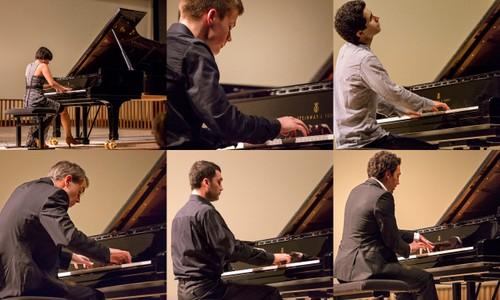 concours international des Grands amateurs de Piano