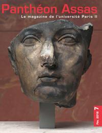 Couverture Panthéon Assas Mag N°7