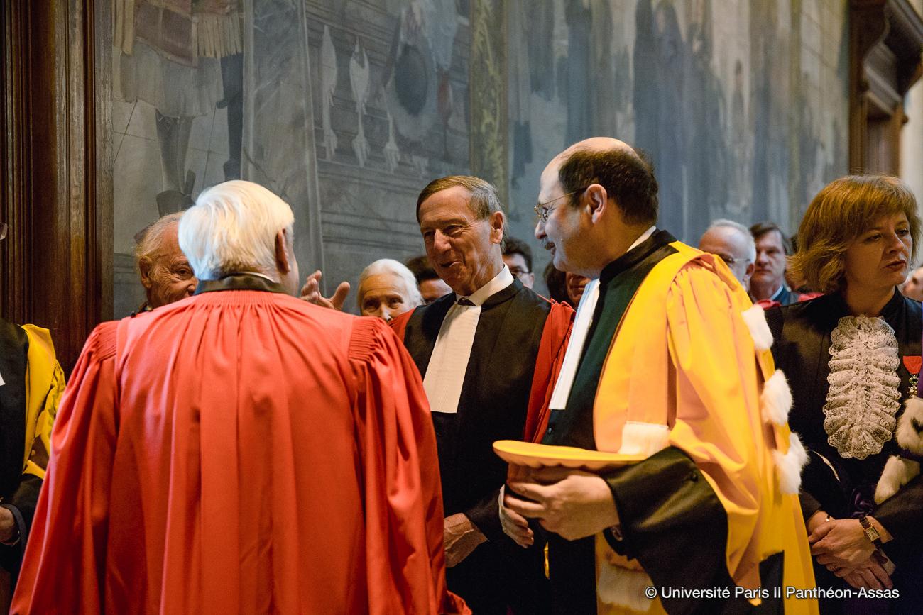 Cérémonie DHC, président grec, 2016