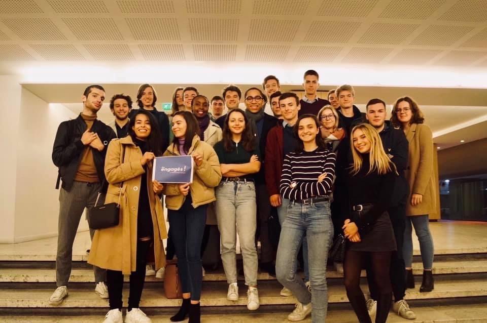 Association étudiante Les Engagés d'Assas - 1
