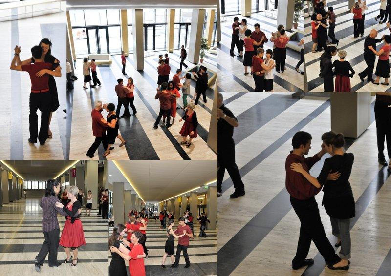 Tango hall d'Assas