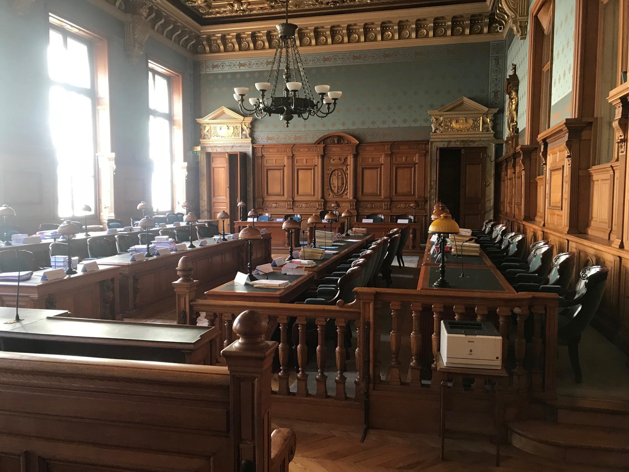 la chambre criminelle la cour de cassation de paris