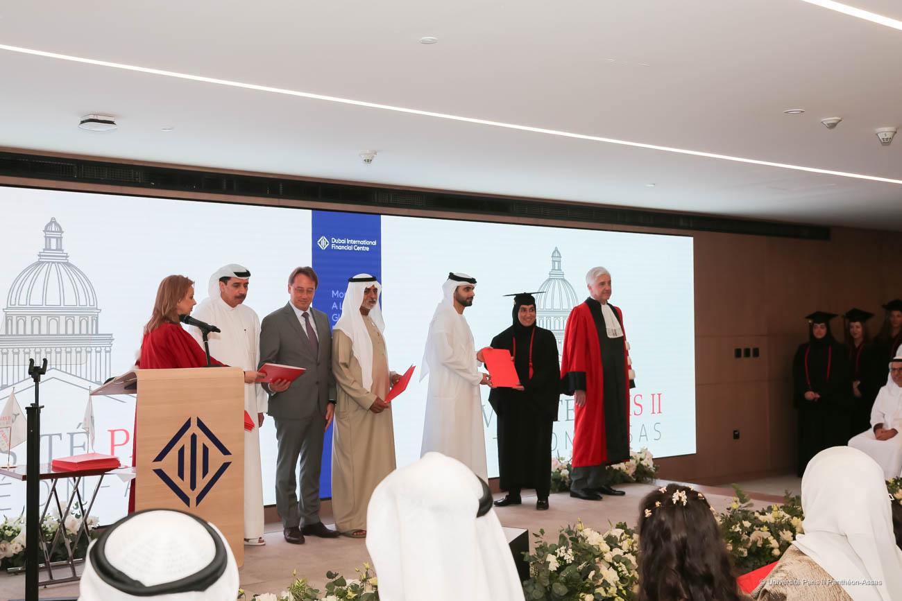LL.M. International Business Law - Campus de Dubaï