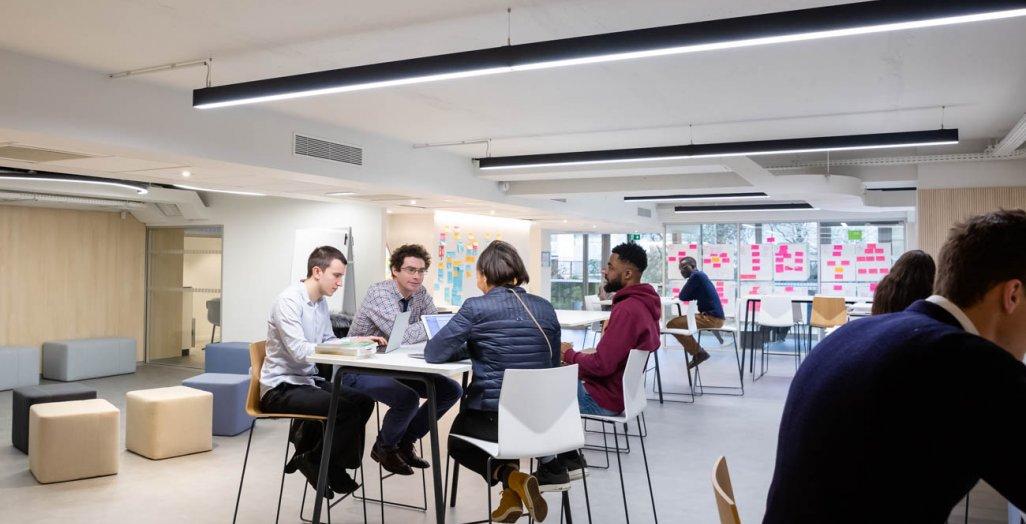 Assas Lab', nouvel incubateur de l'université Paris 2