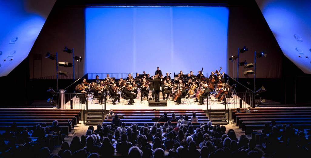 Concert de l'orchestre de l'Association symphonique de Paris à Assas, 2015.