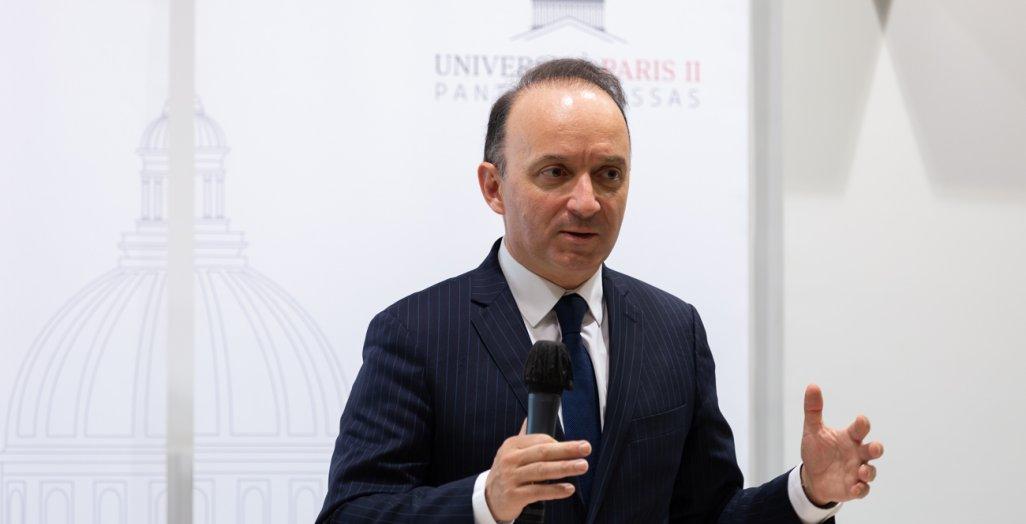 Session live du président Stéphane Braconnier
