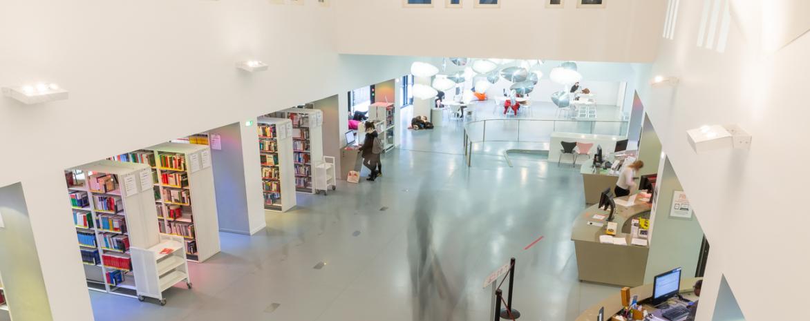 Bibliothèque d'Assas