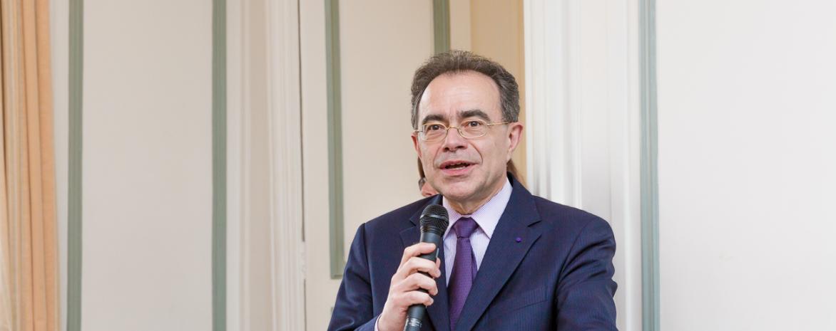 Portrait de monsieur Pierre CROCQ