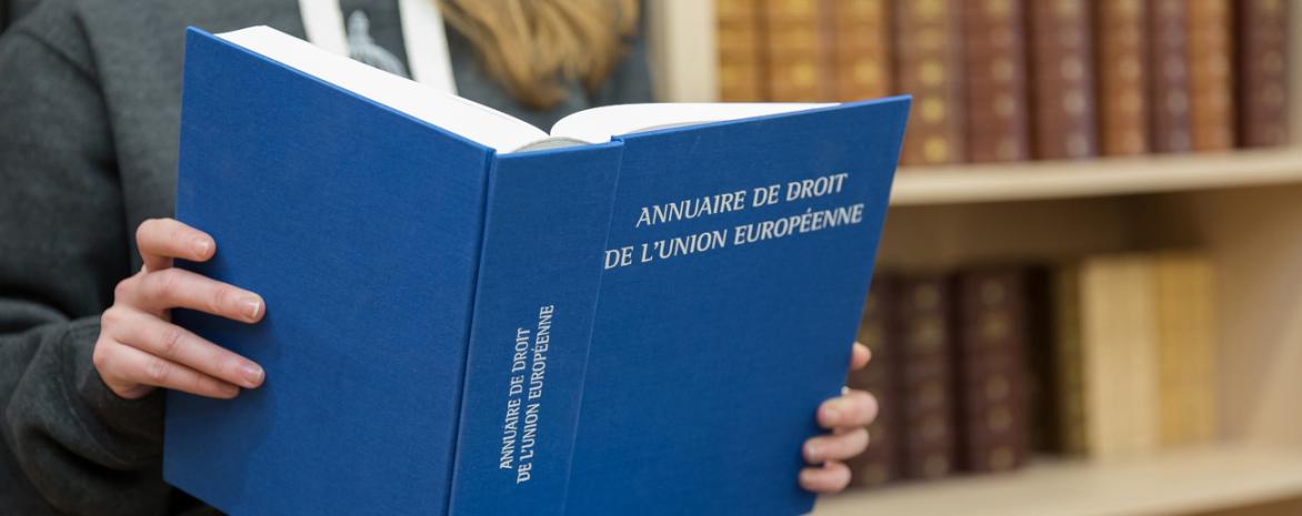 annuaire droit européen Université Paris 2 Panthéon Assas