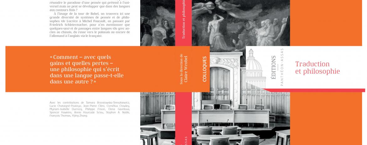 CV Traduction et philo web