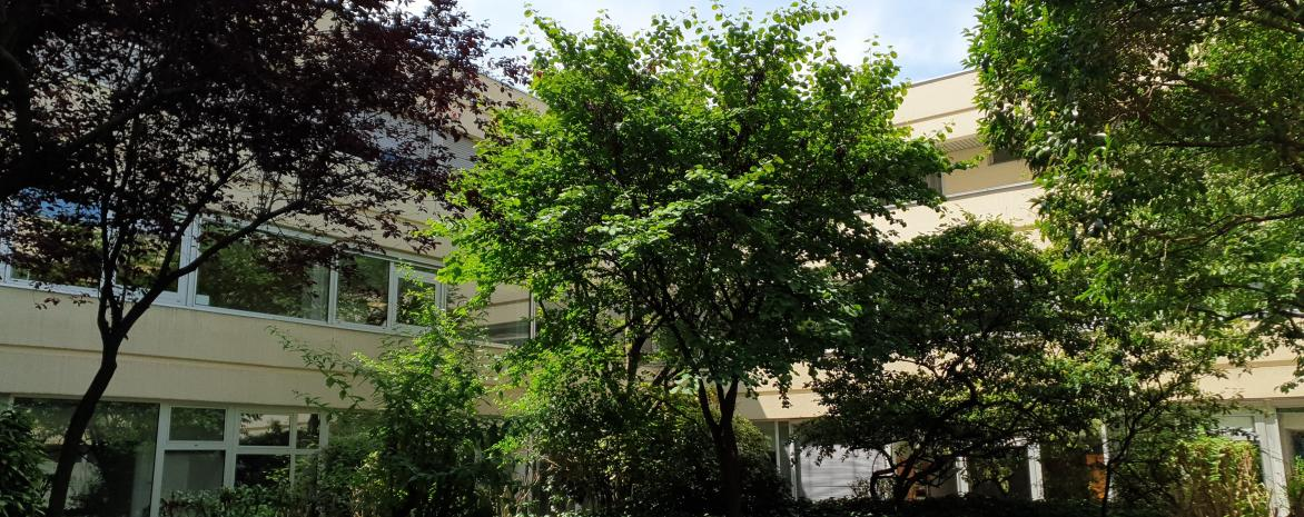 Photo du bâtiment de l'IPAG