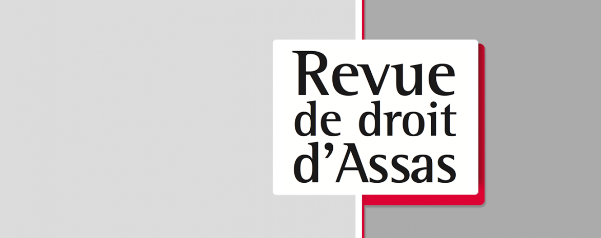 La Revue de droit d'Assas