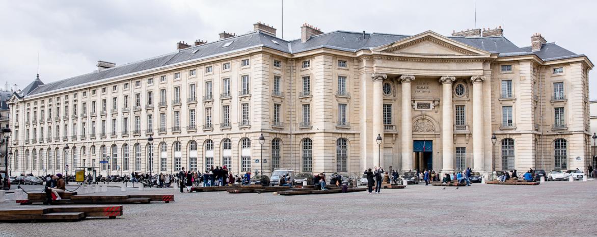 Centre Panthéon de l'université Paris 2