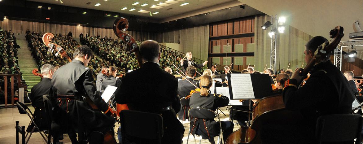 Grand concert d'Assas, orchestre symphonique de la Garde Républicaine