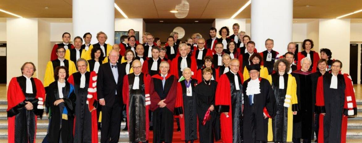 Docteurs Honoris Causa 2016