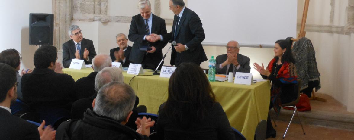 Partenariat avec l'université de Palerme en Italie