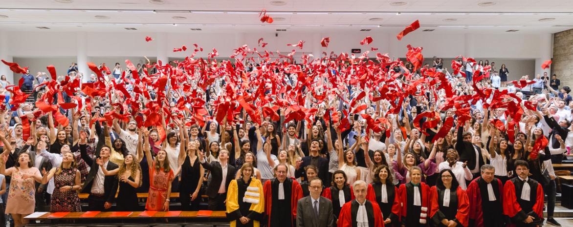 Diplomés de licence 2017