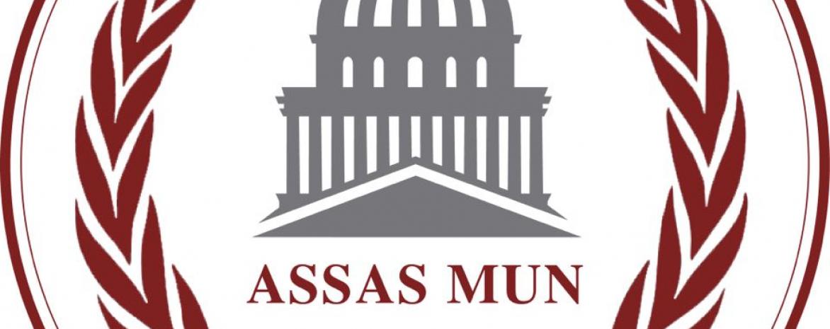 Logo Association Assas MUN Society