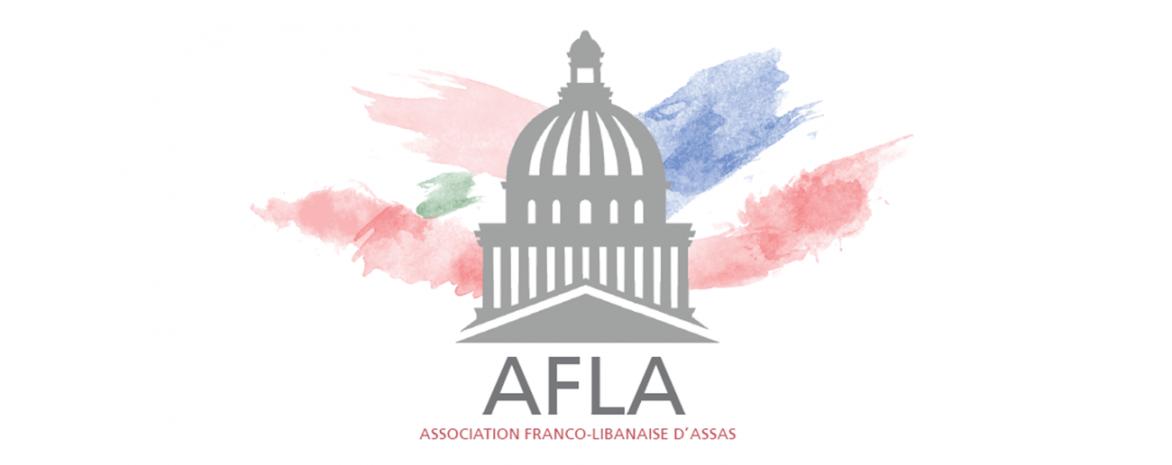 Logo de l'association franco-libanaise d'Assas