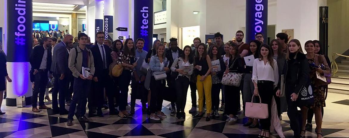 Les étudiants du MC2 Panthéon-Assas ont assisté à la 12e édition des rencontres de l'Udecam