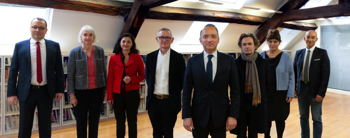 Vice-présidents de l'université Paris 2 Panthéon-Assas