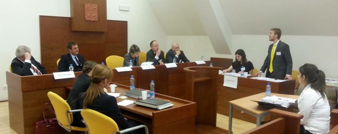 Assas qualifiée pour la Finale 2015 de l'European Law Moot Court