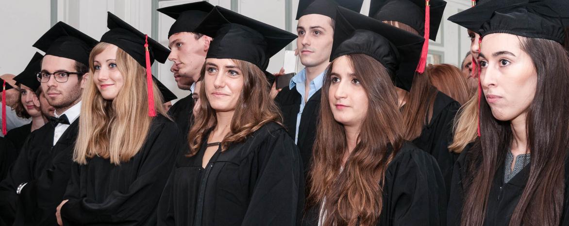 Remise de diplômes