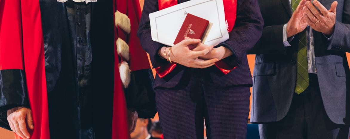 Temps forts remise de diplômes