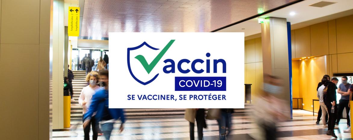 Vaccination au centre Assas