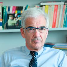 Jean-Didier Lecaillon, professeur en sciences économiques à l'université Paris 2 Panthéon-Assas