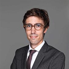 M. Nicolas VERGNET, maître de conférences en droit public