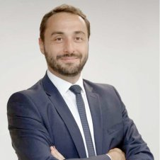 Portrait de Pierre-Emmanuel Audit