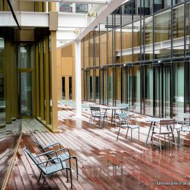 Les Planches, nouvel espace de vie du centre Assas, 2016.