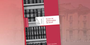 Couverture Ecrits de philosophie du droit