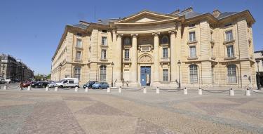 Facade du centre Panthéon