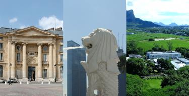 LL.M. Paris - Singapore - Mauritius & LL.B. Mauritius