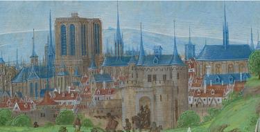 Illustration du XVe Congrès International de Droit Canonique Médiéval
