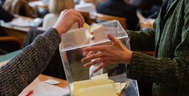 Elections à l'université Paris 2 Panthéon-Assas