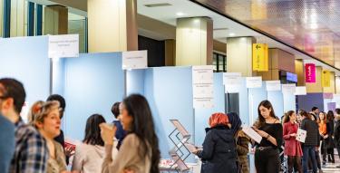 Forum des formations 2019 de l'université Paris 2 Panthéon-Assas