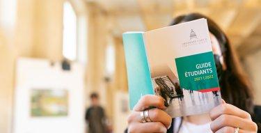 Le guide étudiants de l'année 2021-2022