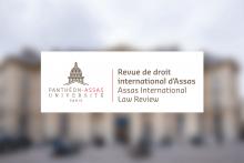 Revue de droit international d'Assas