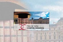 Visuel du Prix de thèse de la cour de cassation