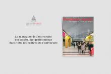 Le numéro 10 du magazine Panthéon-Assas est paru