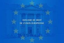 Annuaire de droit de l